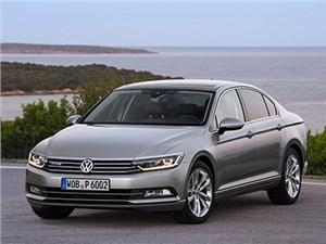 В России стартовал прием предварительных заказов на новый Volkswagen Passat
