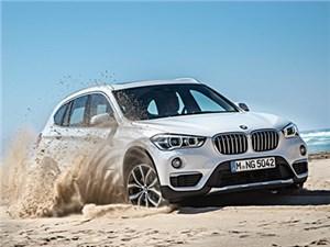 BMW X1 нового поколения стал полноприводным