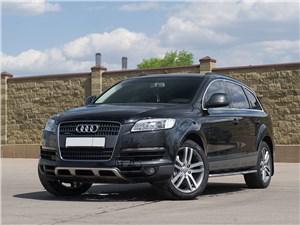 Audi Q7 - audi q7 2010 двуликий