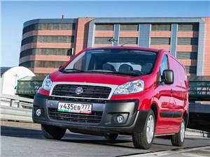 Fiat Scudo Cargo 2014 Легкой поступью