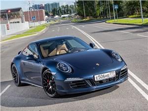 Porsche 911 Carrera 4 GTS Механическое счастье