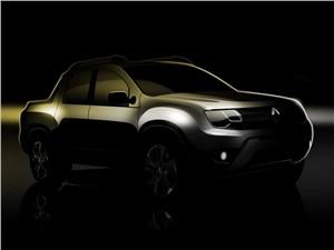 Renault Sport Utility Pickup concept 2015 На пятерых