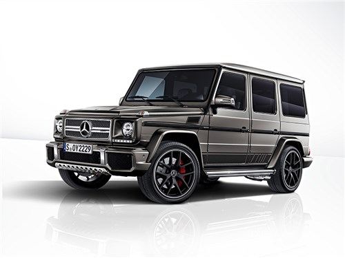 Новость про Mercedes-Benz G-Class AMG - Mercedes-Benz G Exclusive