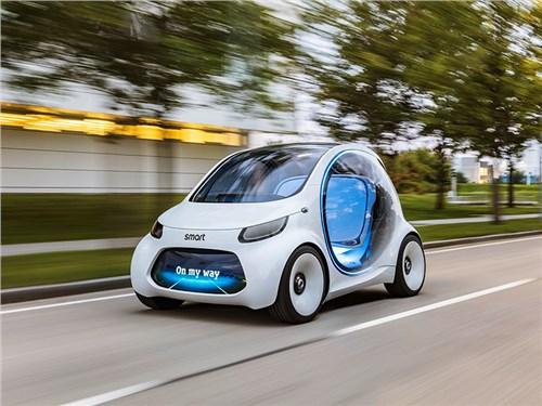 Новость про Smart - smart Vision EQ fortwo