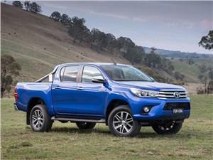Toyota HiLux 2016 Восьмая ступень