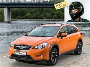 Subaru XV - subaru xv 2012 юниор