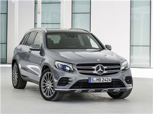 Mercedes-Benz GLC (хэтчбек 5-дв.)