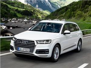 Audi Q7 - audi q7 2015 непохожий