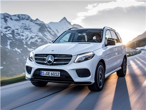 Mercedes-Benz GLE - mercedes-benz gle 2016 что в имени моем?