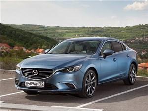 Mazda 6 (универсал 5-дв.)