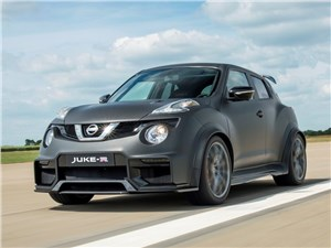 Nissan Juke-R Concept 2015 Злюка