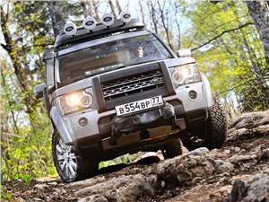 Land Rover Discovery - открывая россию с land rover discovery. бизнес. но не только