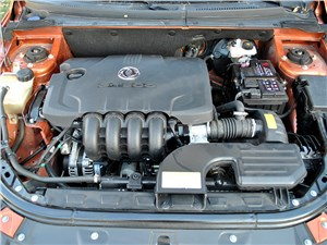 DFM H30 Cross 2015 двигатель