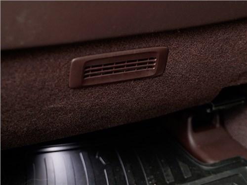 Lexus ES 200 2016 воздухозаборник