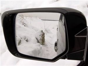 Honda Pilot 2012 боковое зеркало