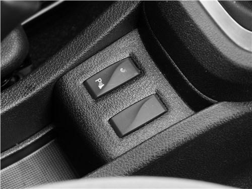 Lada XRay 2015 парктроник