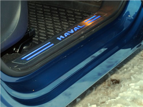 Предпросмотр haval h6 coupe 2017 порог