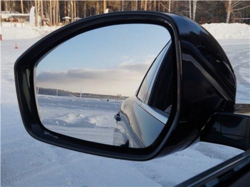 Jaguar F-Pace 2018 боковое зеркало