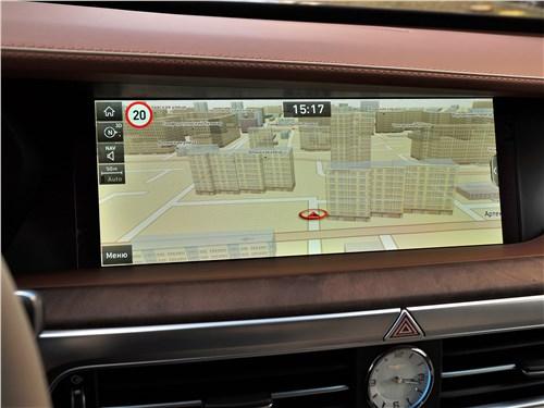 Hyundai Genesis G90 2019 монитор