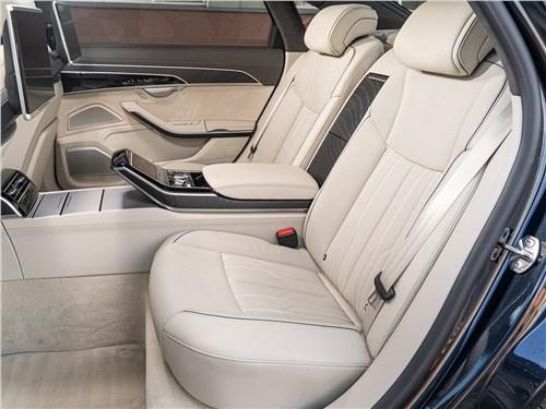 Audi A8 2018 задние кресла