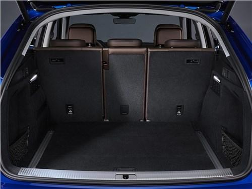 Предпросмотр audi q5 sportback (2021) багажное отделение