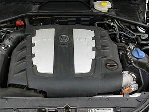 Volkswagen Phaeton 2011 двигатель