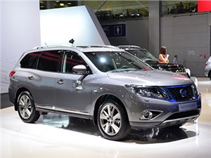 Новый Nissan Pathfinder – первый серийный гибрид российского производства