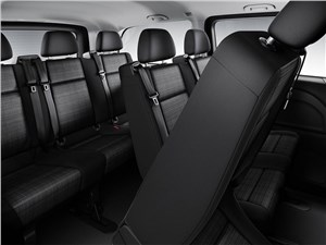 Предпросмотр mercedes-benz vito 2015 кресла для пассажиров фото 2