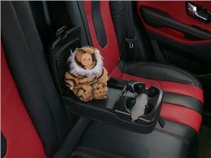 Range Rover Evoque 2012 задний диван