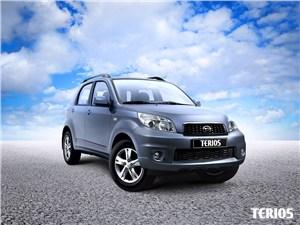 Серьезные игрушки (Daihatsu Terios, Suzuki Jimny, Mitsubishi Pajero Pinin) Terios