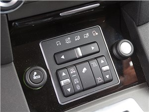 Land Rover Discovery 2014 режимы системы Terrain Response