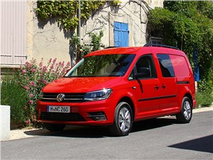 Volkswagen Caddy - volkswagen caddy 2016 фургонные споры