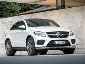 Mercedes-Benz GLE Coupe - mercedes-benz gle coupe 2016 пожиратель пространства