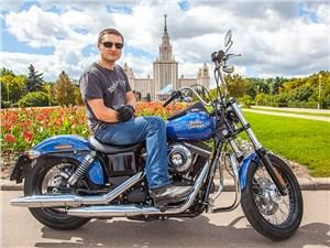 Harley-Davidson Street Bob 103 Вопреки шаблонам