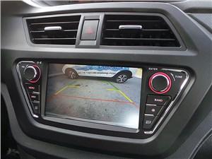 Lifan X50 2015 экран мультимедиасистемы