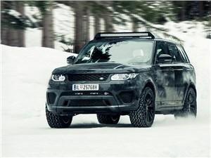 Предпросмотр land rover range rover sport svr 2015 вид спереди