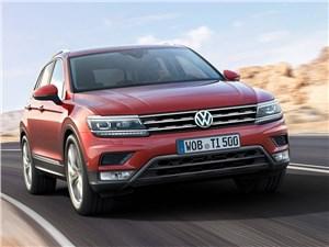 Новый Volkswagen Tiguan - Volkswagen Tiguan 2017 Сама солидность