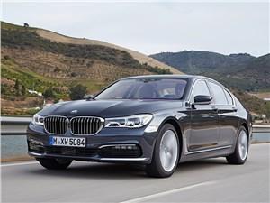 BMW 7 series - bmw 7-series 2016 прорыв