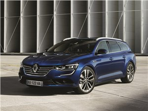 Renault Talisman Estate 2016 Французский шарм