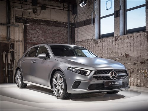 Новость про Mercedes-Benz A-Class - Mercedes-Benz A-класса