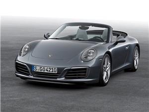 Porsche 911 Carrera (купе)