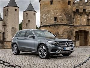 Mercedes-Benz GLC - mercedes-benz glc 2016 дополнительный объем