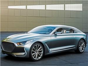 Hyundai Vision G 2015 Видение премиума