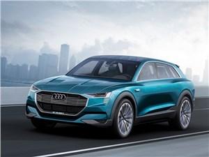 Audi e-Tron quattro 2015 Электрический ответ