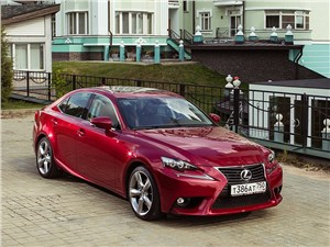 Lexus IS - lexus is 2014 релаксант