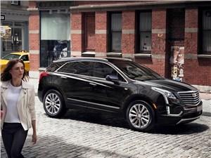 Cadillac XT5 <br />(универсал 5-дв.)