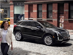 Cadillac XT5 (универсал 5-дв.)