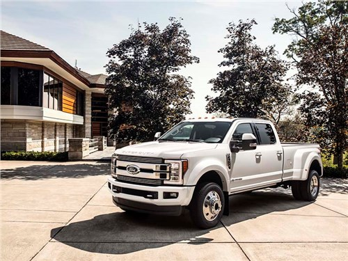 Новость про Ford - Ford F-Series Super Duty