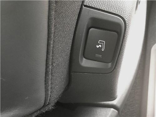 Предпросмотр citroen c5 aircross 2020 кнопка в торце сиденья