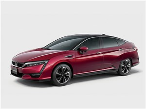 Honda Clarity Fuel Cell 2016 Альтернатива